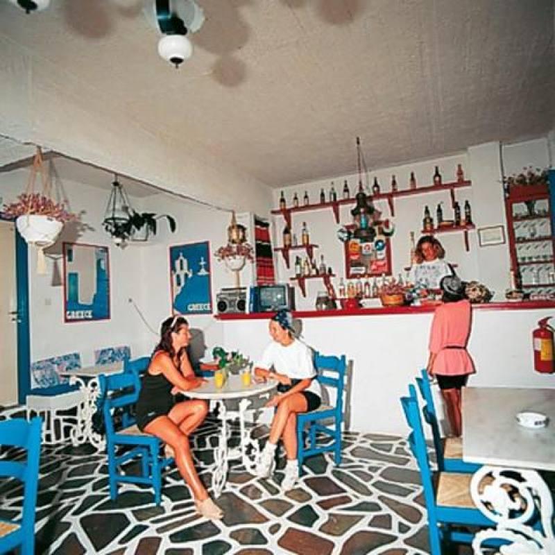 Hotel Castello - Naoussa - Paros